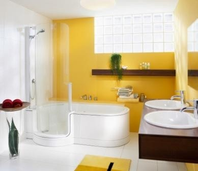 duschen und baden 1. Black Bedroom Furniture Sets. Home Design Ideas